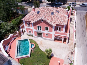 Detached house T4 / Sintra, Galamares
