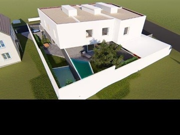 Semi-detached house T3 / Seixal, Redondos